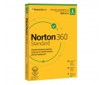 NortonLifeLock 360 Standard 1st. (12m) (21408666)