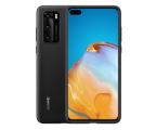 Huawei Plecki Plastikowe do Huawei P40 czarny (51993709)