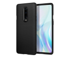 Spigen Liquid Air do OnePlus 8 Black (ACS00827)