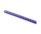 Fellowes Grzbiet plastikowy okrągły 16mm niebieski 100 szt. (5347106)