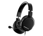 Słuchawki przewodowe SteelSeries Arctis 1 Czarne