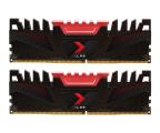 PNY 16GB (2x8GB) 2666MHz CL16 XLR8 Gaming (MD16GK2D4266616XR)