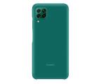 Huawei Plecki Plastikowe do Huawei P40 Lite zielony (51993930)