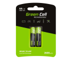 Green Cell 2x AA HR6 2600mAh (GR05)