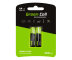 Green Cell 2x AA HR6 2000mAh (GR06)