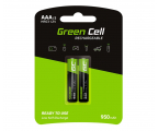 Green Cell 2x AAA HR03 950mAh (GR07)