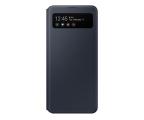 Samsung S View Wallet Cover do Galaxy A41 czarny (EF-EA415PBEGEU)