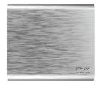 Dysk zewnetrzny/przenośny PNY Pro Elite SSD 250GB USB 3.1 Gen2