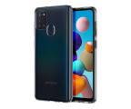 Etui / obudowa na smartfona Spigen Liquid Crystal do Samsung Galaxy A21s