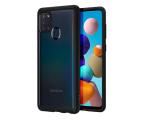 Etui / obudowa na smartfona Spigen Ultra Hybrid do Samsung Galaxy A21s czarny