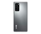 Huawei Plecki silikonowe Huawei do P40 przezroczyste (51993731)