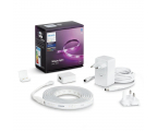 Philips Hue White and Color Ambiance Taśma LED (2 metry) (8718699703424 (ZigBee+BT) Lightstrip Plus)