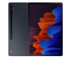 """Tablet 12"""" Samsung Galaxy Tab S7+ 12.4"""" T976 5G 6/128GB czarny"""