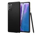Spigen Liquid Air do Samsung Galaxy Note 20 czarny (ACS01418)