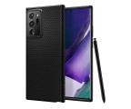 Spigen Liquid Air do Samsung Galaxy Note 20 Ultra czarny (ACS01392)