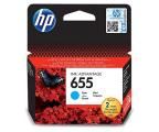 HP 655 cyan 600str. (CZ110AE#BHK)