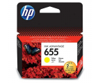 HP 655 yellow 600str. (CZ112AE )