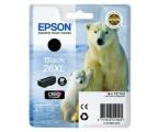 Epson T2621 XL black 12,2ml (C13T26214010/C13T26214012) (XP-610/XP-600/XP-605/XP-700/XP800)