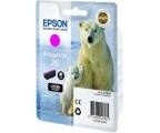 Epson T2613 magenta 4,5ml (C13T26134010) (XP-610/XP-600/XP-605/XP-700/XP800)