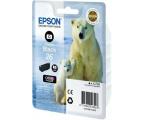 Epson T2611 photo black 4,7ml (C13T26114010) (XP-610/XP-600/XP-605/XP-700/XP800)