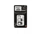 M-LIFE Adapter Nano SIM 3w1 (GSM0517)