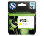 HP 953XL yellow 1600 str. (F6U18AE) (Officejet Pro 7740 / 8700 / 8210 / P27724dw)