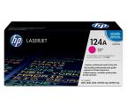 HP 124A Q6003A magenta 2000str. (Color LaserJet CM1015 MFP/CM1017 MFP/1600/260)
