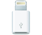 Apple Adapter Lightning - Micro USB (MD820ZM/A)