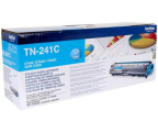 Brother TN241C cyan 1400str. (HL-3140CW/HL-3170CDW/DCP-9020CDW/MFC-9340CDW)