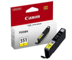 Canon CLI-551Y yellow 332str. ( 6511B001 ) (iP7250/MG6450/MG6350/MX925/MG7150/MG5550)
