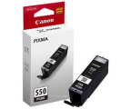 Canon PGI-550PGBK black 300str. 6496B001  (iP7250/MG6450/MG6350/MX925/MG7150/MG5550)