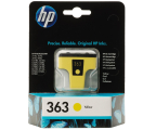 HP 363 C8773EE yellow 6ml (HP Photo Smart 3210/3310/8250/C6280/C7280)