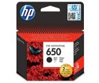 HP 650 CZ101AE black 360str. (DeskJet 2515/3515/4645/1015/1515/2545/3545 )