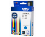 Brother LC525XLC cyan 1300str. (DCP-J100/DCP-J105/MFC-J200)