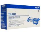 Brother TN2220 black 2600str. (HL-2240/DCP-7065DN/7070DW/7460DN/7360N/7860DW)