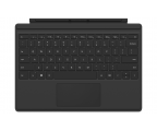 Microsoft Klawiatura Type Cover do Surface Pro Czarna (QC7-00094)