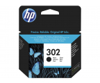 HP 302 black 190str. (F6U66AE#301)