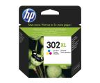 HP 302XL F6U67AE CMY color 330str. (DeskJet 1110/2130/3630/4520/3830/4650)