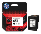 HP 651 C2P10AE black 600str. (DeskJet 5575/5645)