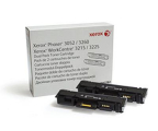 Xerox 106R02782 black 2x3000str. ( dual pack ) (Phaser 3052/3260, WorkCentre 3215/3225)