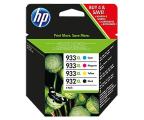HP Zestaw 4 tuszów 932XL + 933XL (C2P42AE) (C2P42AE)
