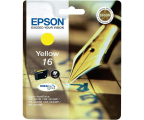 Epson T16 yellow 3.1ml (C13T16244010) (WorkForce WF-2010W/WF2510WF/WF2520NF/WF2530WF)