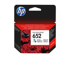 HP 652 CMY color 200str. (F6V24AE#BHK)