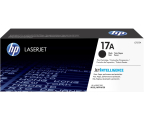 HP 17A black 1600 str.  (CF217A)