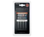 Panasonic Eneloop AA/AAA (4xAA Eneloop Pro 2500 mAh) (K-KJ55HCD40E/BQ-CC55)