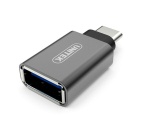 Unitek Adapter USB C do USB 3.1 OTG / do notebooków (Y-A025CGY)