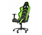 AKRACING Player Gaming Chair (Czarno-Zielony) (AK-K6014-BG)