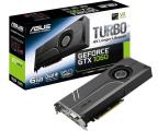 ASUS GeForce GTX 1060 Turbo 6GB GDDR5  (TURBO-GTX1060-6G )