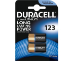 Duracell Photo CR123 Ultra M3 2 szt (2210074)