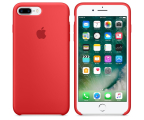 Apple Silicone Case iPhone 7/8 Plus Red (MMQV2ZM/A)